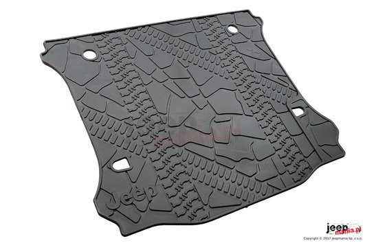 Cargo Liner Slush Mat with Tire Tread...