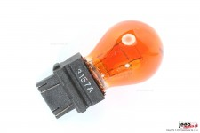 Parking Light Bulb, Amber : 00-10 Jeep Grand Cherokee/08-09 Patriot