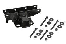 2-Inch Receiver Hitch : 07-17 Jeep Wrangler JK