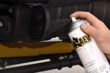 AEV Black Textured Touch-up Paint