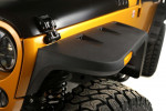 Hurricane Fender Flare Kit, EU, Textured : 07-17 Jeep Wrangler JK