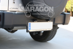 Towbar for Jeep Wrangler JK