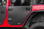 Half Doors, Rear, 07-15 Jeep Wrangler (JK)