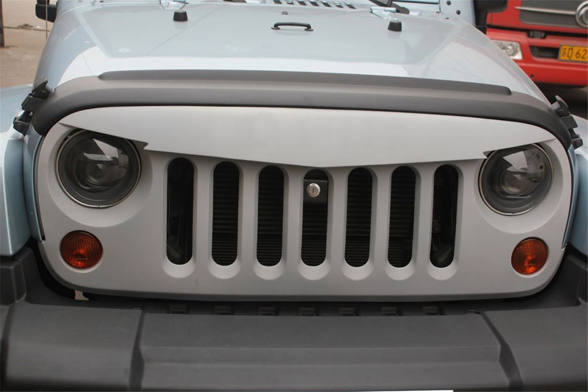 Jeep Jk Tops >> Angry Bird Sport front hood grille, 07-17 Jeep Wrangler JK - Jeepmania - accessories for Jeep®