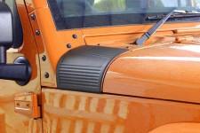 Body Armor, Cowl Panel : 07-18 Jeep Wrangler JK/JKU