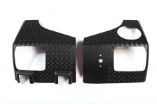 Body Armor Kit, Rear Quarter Panel : 07-18 Jeep Wrangler JK, 2 Door