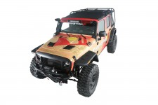 Exo-Top : 07-18 Jeep Wrangler JKU, 4 Door