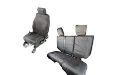 Ballistic Seat Cover Kit : 07-10 Jeep Wrangler JKU, 4 Door