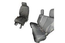 Elite Ballistic Seat Cover Kit : 07-10 Jeep Wrangler JKU, 4 Door