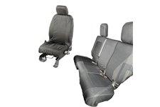 Elite Ballistic Seat Cover Kit : 11-18 Jeep Wrangler JKU, 4 Door