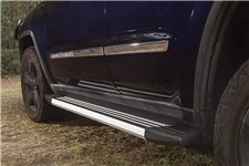 Running Board, Polished : 11-18 Jeep Grand Cherokee WK2