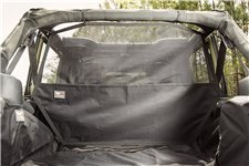 C2 Cargo Curtain, Rear : 07-19 Jeep Wrangler Unlimited JKU/JLU