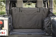 C3 Cargo Cover, 2-Door w/Subwoofer, 07-14 Jeep Wrangler JK