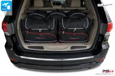 Zestaw toreb do bagażnika, 5 szt., Jeep Grand Cherokee WK2