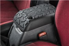All Terrain Center Console Cover, Black, 97-01 TJ