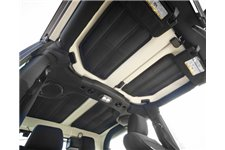 Hardtop Insulation Kit, 2-Door : 11-17 Jeep Wrangler JK