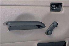 Full Door Arm Rests, 76-95 Jeep CJ & Wrangler