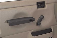 Full Door Arm Rests, 97-06 Jeep Wrangler TJ