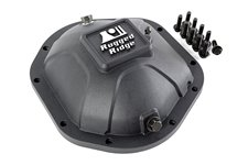 Boulder Aluminum Differential Cover, Dana 44, Black, Universal