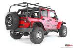 Sherpa Roof Rack, 07-16 Jeep Wrangler JK, 4 Door