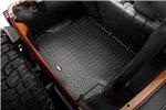 Cargo Liner, Black, 07-10 Jeep Wrangler/Unlimited JK