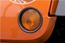 Turn Signal Bezel Trim, 07-16 Jeep Wrangler JK