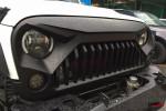 Sportowy Grill, model GLADIATOR | Jeep Wrangler JK 2007+