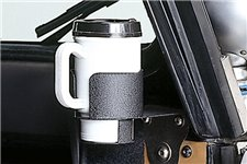 Cup Holder, Windshield Mounted : 76-95 Jeep CJ/Wrangler YJ