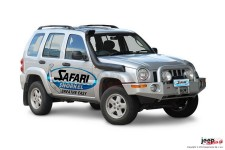 Snorkel Safar : 02-07 Jeep Cherokee / Liberty KJ
