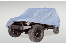 Car Cover : 07-17 Jeep Wrangler JK