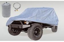 Car Cover Kit : 07-19 Jeep Wrangler JK/JL