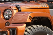 Elite Euro Guard Kit, Side Marker : 07-18 Jeep Wrangler JK/JKU