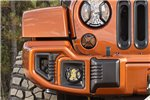 Elite Euro Guard Kit, Turn Signal : 07-18 Jeep Wrangler JK/JKU