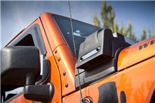 XHD Low Mount Snorkel Kit : 07-11 Jeep Wrangler JK, 3.8L