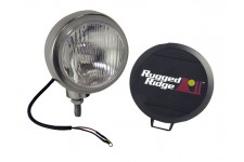 6 Inch Round HID Off Road Fog Light, Stainless Steel Housing