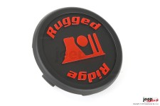Center Cap, 17x9, Rugged Ridge Wheel