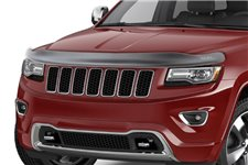 Hood Bug Deflector, Matte Black : 11-14 Jeep Grand Cherokee