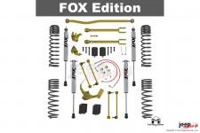 "JK Wrangler 2.5""/3.5"" True Dual-Rate Lift Kit, Fox Edition"