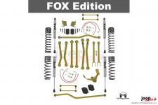 JK Wrangler 2.5″/3.5″ Game Changer Suspension Kit, Fox Edition