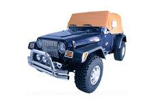 Cab Cover, Spice : 92-06 Jeep Wrangler YJ/TJ