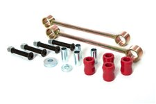 Rear Sway Bar End Links, 2.5 Inch Lift : 07-17 Jeep Wrangler JK