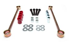 Rear Sway Bar End Links, 4 Inch Lift : 07-17 Jeep Wrangler JK