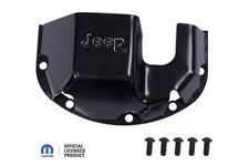 Differential Skid Plate, Jeep logo, for Dana 30