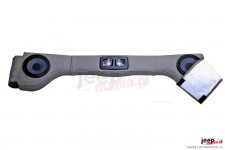 2-Speaker Overhead Upholstered Sound Bar : 87-02 Jeep Wrangler YJ/TJ