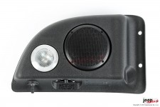 Speaker Assembly, Right, Black : 03-06 Jeep Wrangler TJ/LJ