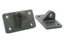 D-Shackle Brackets, XHD Bumper