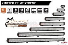 XMITTER PRIME XTREME : brightest light bar on the market