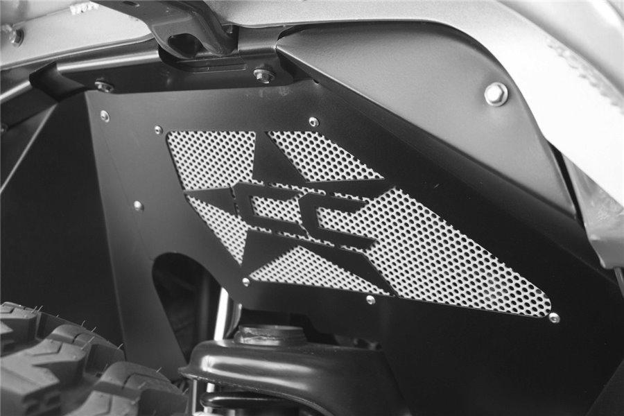 Ultimate Series JK Aluminum Front Inner Fender Kit