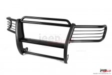Black Grille Guard : 99-04 Jeep Grand Cherokee WJ