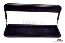 Rear Seat Frame : 41-45 Willys MB